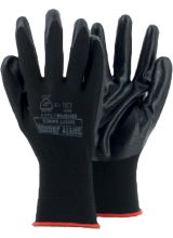Superpro black nitrile coating   Brand - Safety Jogger