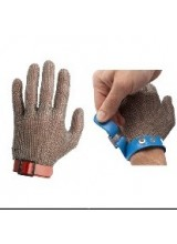 GCM stainless steel wire mesh glove   Manulatex