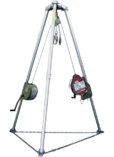 Tripod Confined space and rescue systems Miller Honeywell