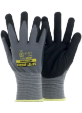 Allflex Black micro foam nitrile coatingBrand - Savior