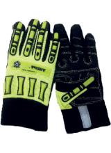 AllRisk Anti- Impact -Cut Level 5 Gloves Brand - Savior