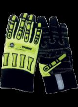 AllRisk Anti- Impact -Cut Level 5 Gloves Brand - Savior