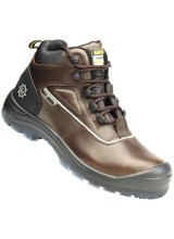 MARS EH High Ankel Safety Boots: 18K Voltage  Safety Jogger